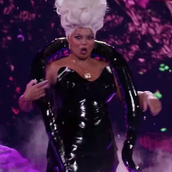 """Queen Latifah's """"Poor Unfortunate Souls"""" Performance Video"""