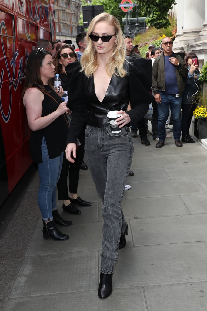 Sophie Turner's Outfit: