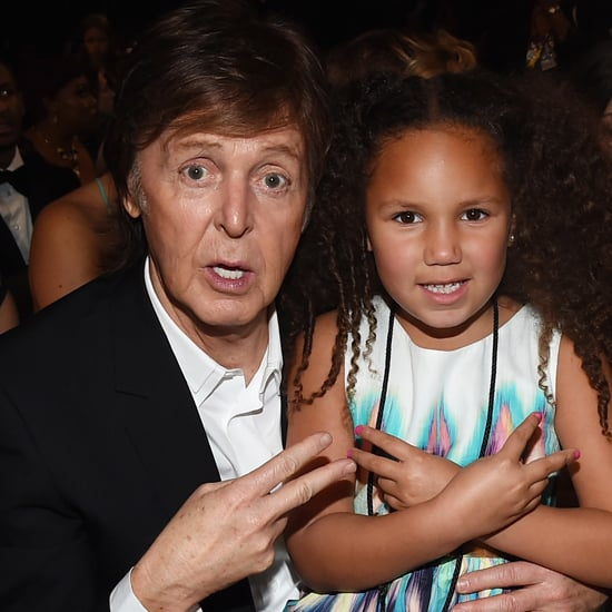 Jamie Foxx's Daughter at the 2015 Grammys   Pictures