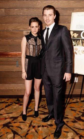 Kristen Stewart And Garrett Hedlund For On The Road