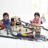 Imaginarium Power Rails Gold Mountain Train Set ($80)