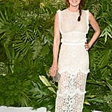 Tamara Mellon at the MoMA Party in the Garden in New York. Source: Joe Schildhorn/BFAnyc.com