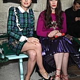 She Went to School With Charlotte Casiraghi