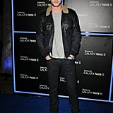 Liam Hemsworth at Galaxy Note II Party | Pictures