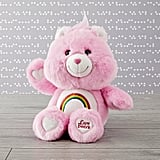 For 1-Year-Olds: Care Bears Cheer Bear Stuffed Animal