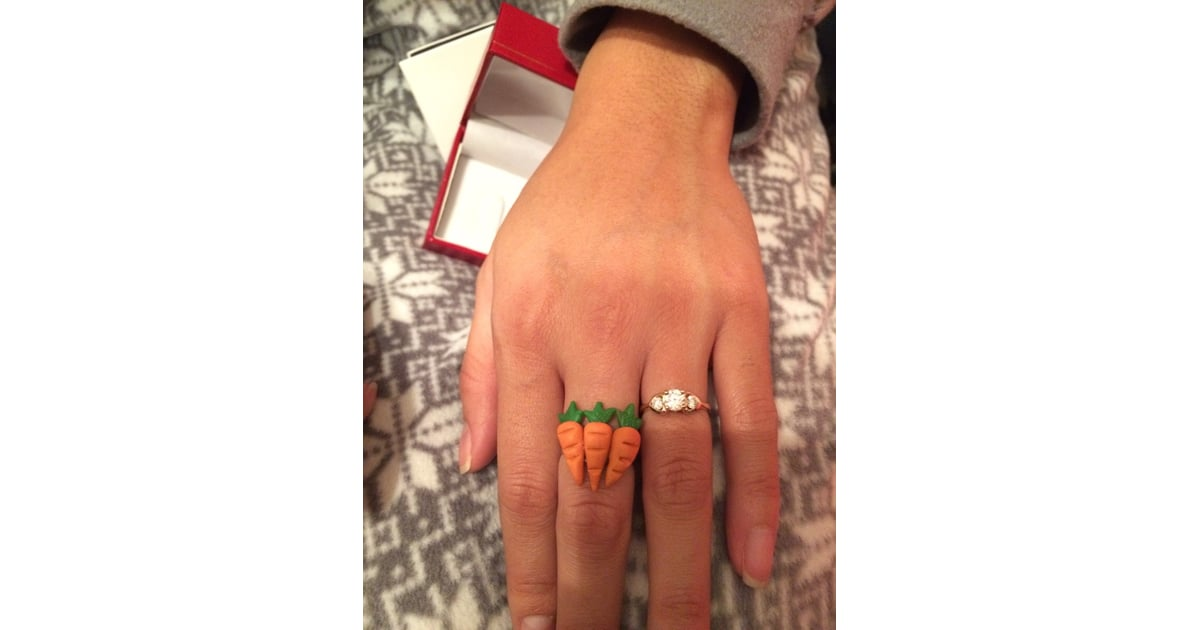 this 3 carrot ring gift ideas popsugar tech photo 4
