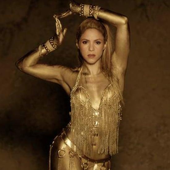"Shakira ""Perro Fiel"" Music Video"