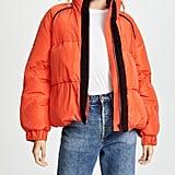 Ganni Fountain Puffer Jacket