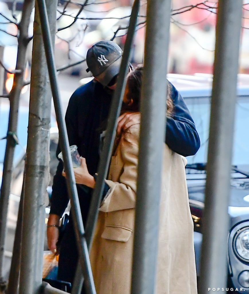"""Zendaya and Jacob Elordi have been at the center of romance rumors ever since they were spotted vacationing in Greece back in August 2019, and even though they've maintained there's nothing romantic going on, their latest outing says otherwise. On Monday, the Euphoria costars enjoyed a fun, casual day out in NYC. The duo were all smiles as they stopped by Strand Bookstore and picked up some green juice along the way. They also snapped some cute selfies during their walk, and at one point, the two leaned in for a kiss. But their day wasn't over just yet! After switching into their workout gear, Zendaya and Jacob stopped by a gym in Brooklyn.  In December 2019, the 22-year-old broke his silence on the dating rumors, telling GQ Australia that Zendaya is like his """"sister."""" """"Zendaya is an amazing creative, you know? She's super dope to work with. She's an incredible artist and a very caring person to all of us,"""" Jacob said about his 23-year-old Euphoria costar. """"But we're all really close. There is not one weak link in that show. We've spent so much time together and everyone is just so cool to work with."""" It's also worth noting that the pair attended the American Australian Association Arts Awards last week, where Zendaya presented Jacob with the rising star award and referred to him as her """"best friend."""" Now regardless of whether they're dating or not, it's clear these two enjoy spending time together.       Related:                                                                                                           All the Ridiculously Attractive Guys Zendaya Has Been Linked to Over the Years"""
