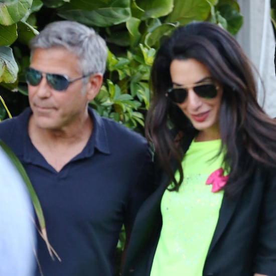 George Clooney and Amal Alamuddin's Engagement Party