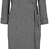 Topshop Boutique Houndstooth duster coat ($330)