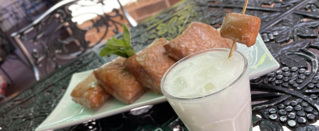 You Can Get a Glazed Beignet Cocktail in Downtown Disney