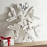 Snowflake Photo & Card Holder