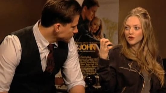 Channing Tatum Interview For Dear John Movie