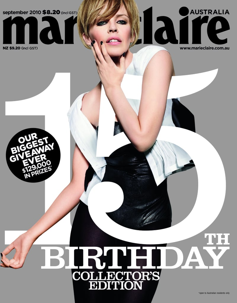 Hip Hip Hooray! Celebrating 15 Years of Marie Claire