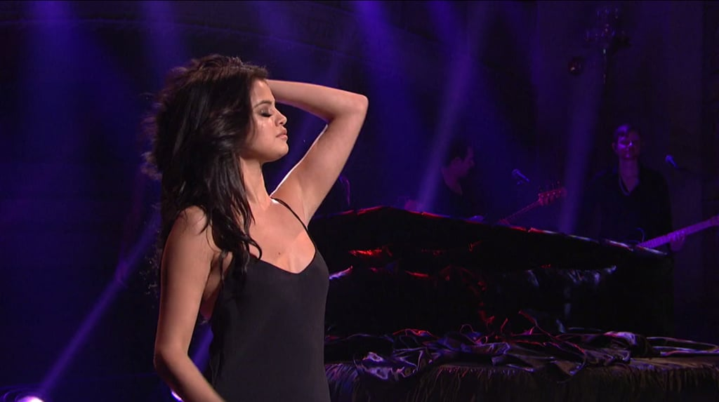 Every Single Dress Selena Gomez Wore During Her Super Sexy SNL Appearance