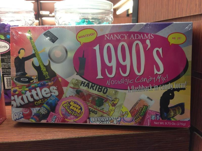 A Nostalgic Box of Candy
