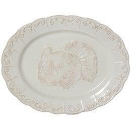 Off to Market: Turkey Platter