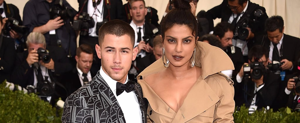 Priyanka Chopra Dared to Wear Only a Trench Coat on the Red Carpet
