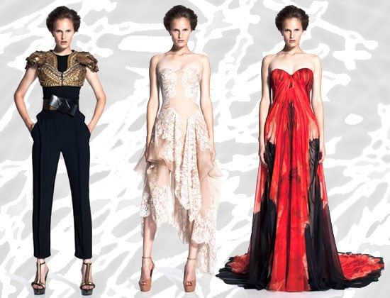 Sneak Peek! Sarah Burton's First Alexander McQueen Collection