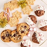 Bake festive cookies — and pig out on them!