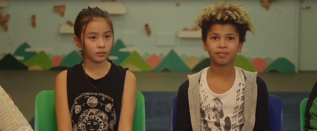 You've Got to Hear the Inspiring Way These Kids Discuss #BlackLivesMatter