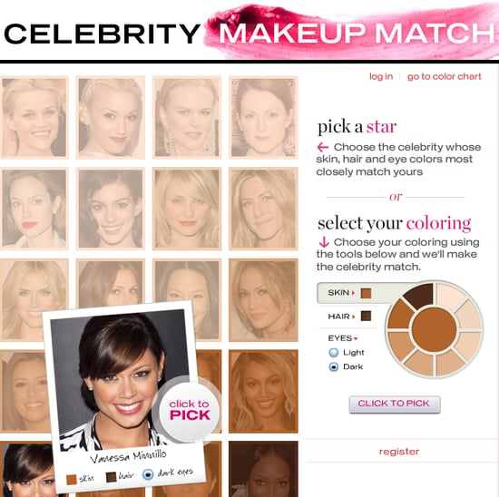 Bellissima! In Style's Celebrity Makeup Match
