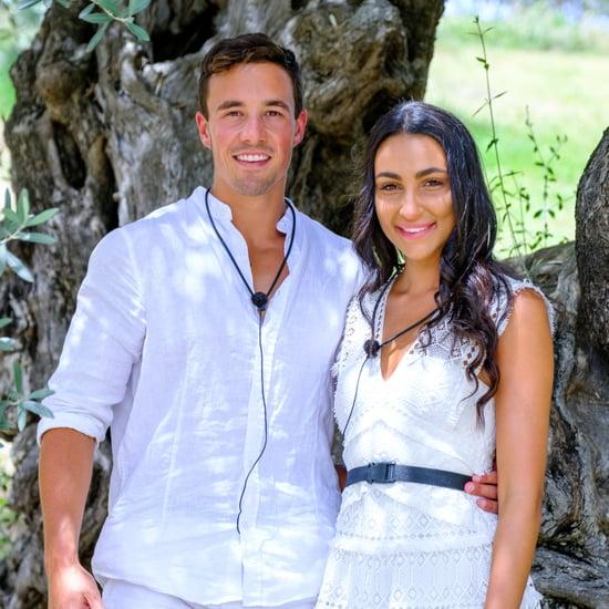 Love Island Grant Crapp and Tayla Damir Breakup