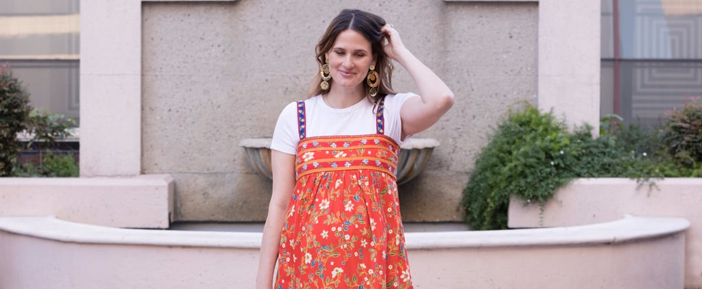 Fashion Editor Maternity Style