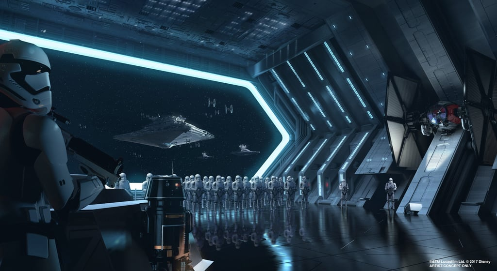 Star Wars Galaxy's Edge Facts