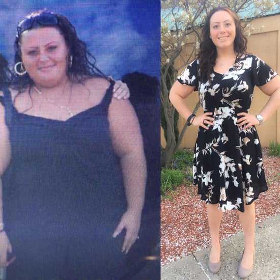 235-Pound Weight-Loss Transformation