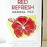 Red Refresh Herbal Tea ($2)