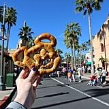 Disney's Mickey Pretzel ($5)