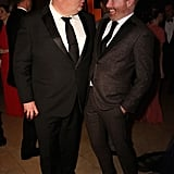 Eric Stonestreet and Jesse Tyler Ferguson had a moment.