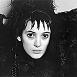 Winona Ryder as Lydia Deetz
