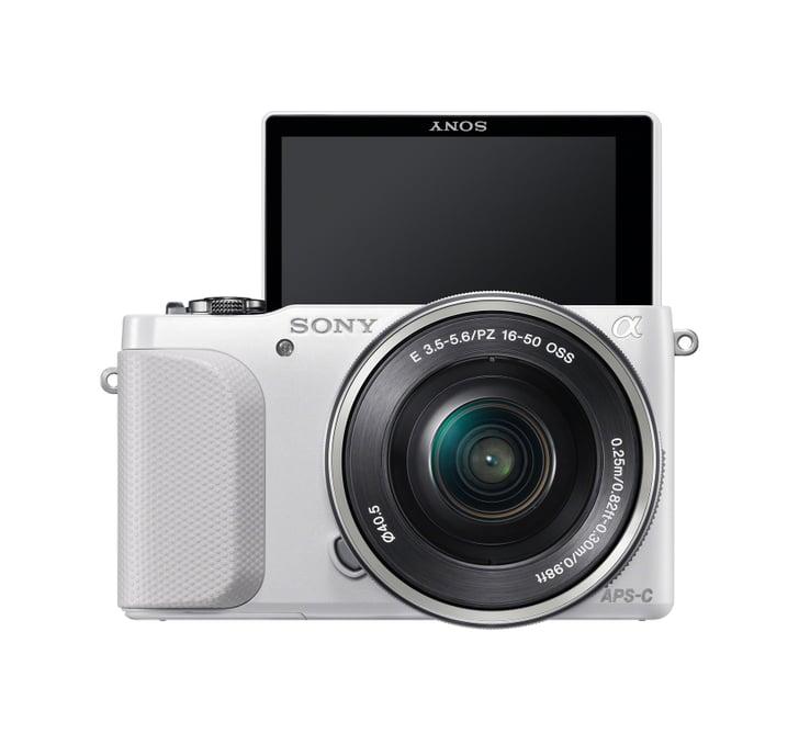 New Sony Alpha Cameras