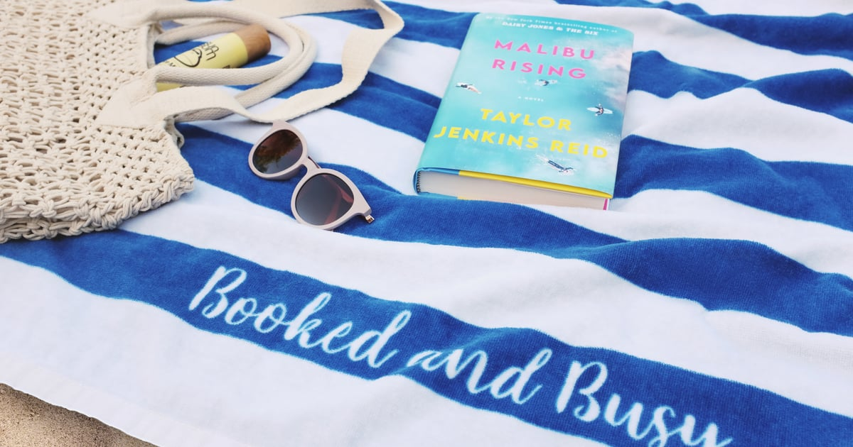 Beach Reads and Towels That Go Together Like Saltwater and Sand