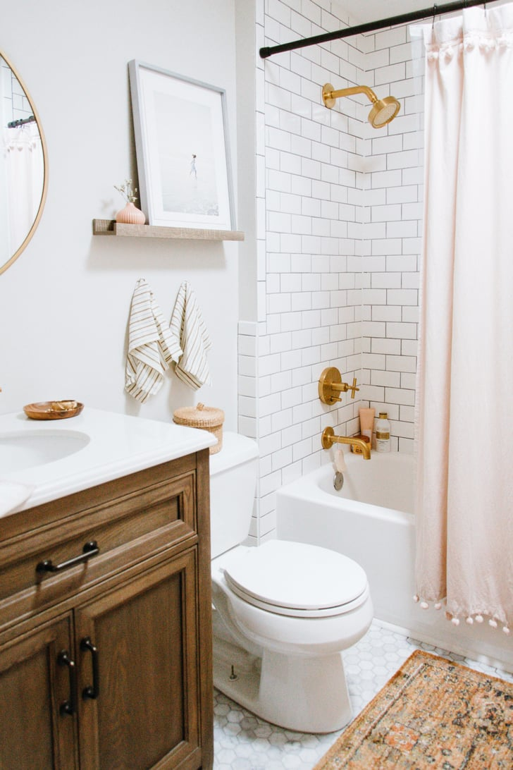 Home Depot Bathroom Renovation Popsugar Home