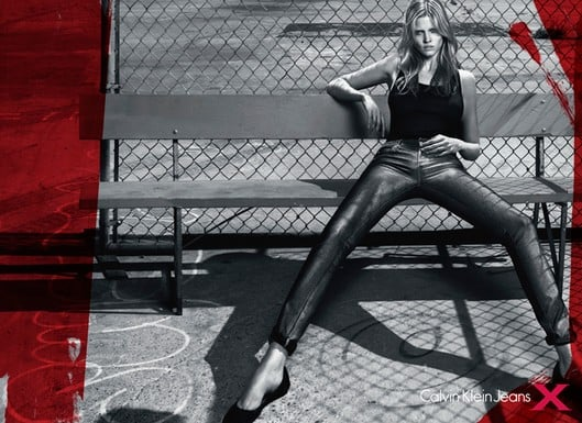 Photos of Lara Stone for Calvin Klein for Autumn 2010