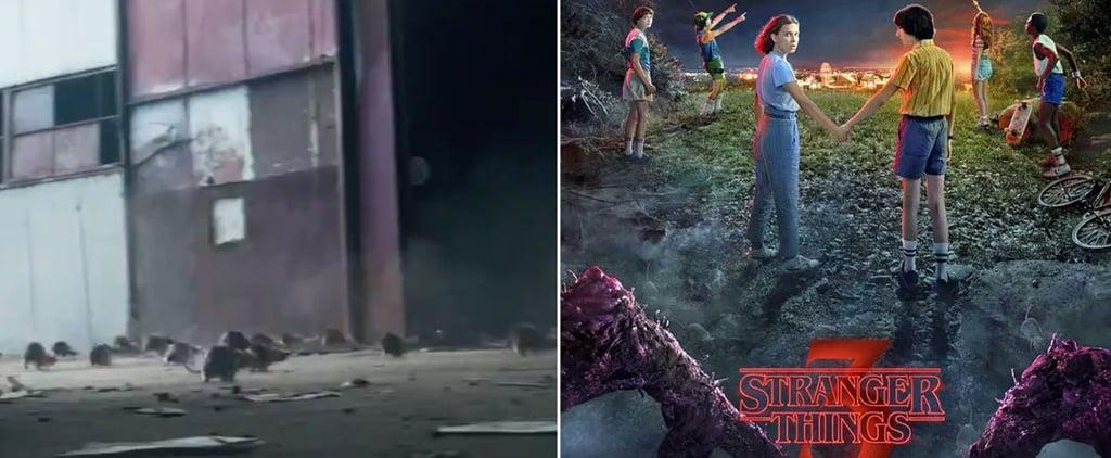 Stranger Things Season 3 Rat Teaser Video