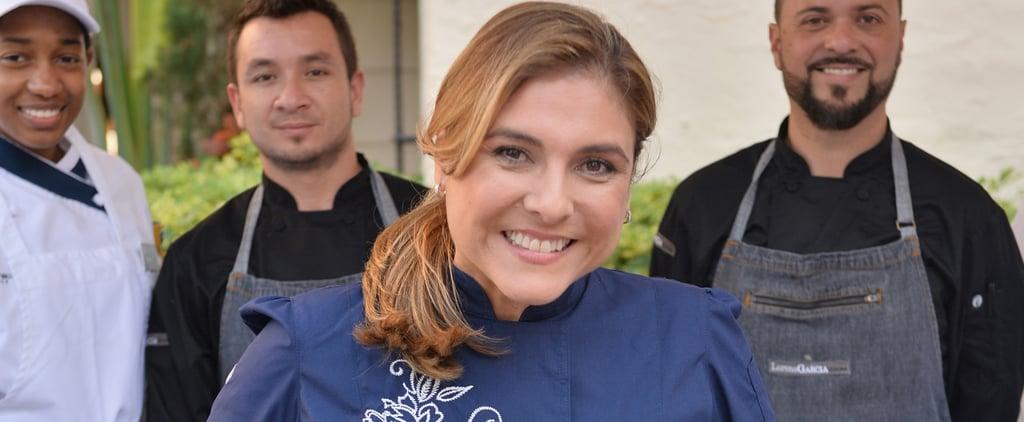 Chef Lorena Garcia Facts