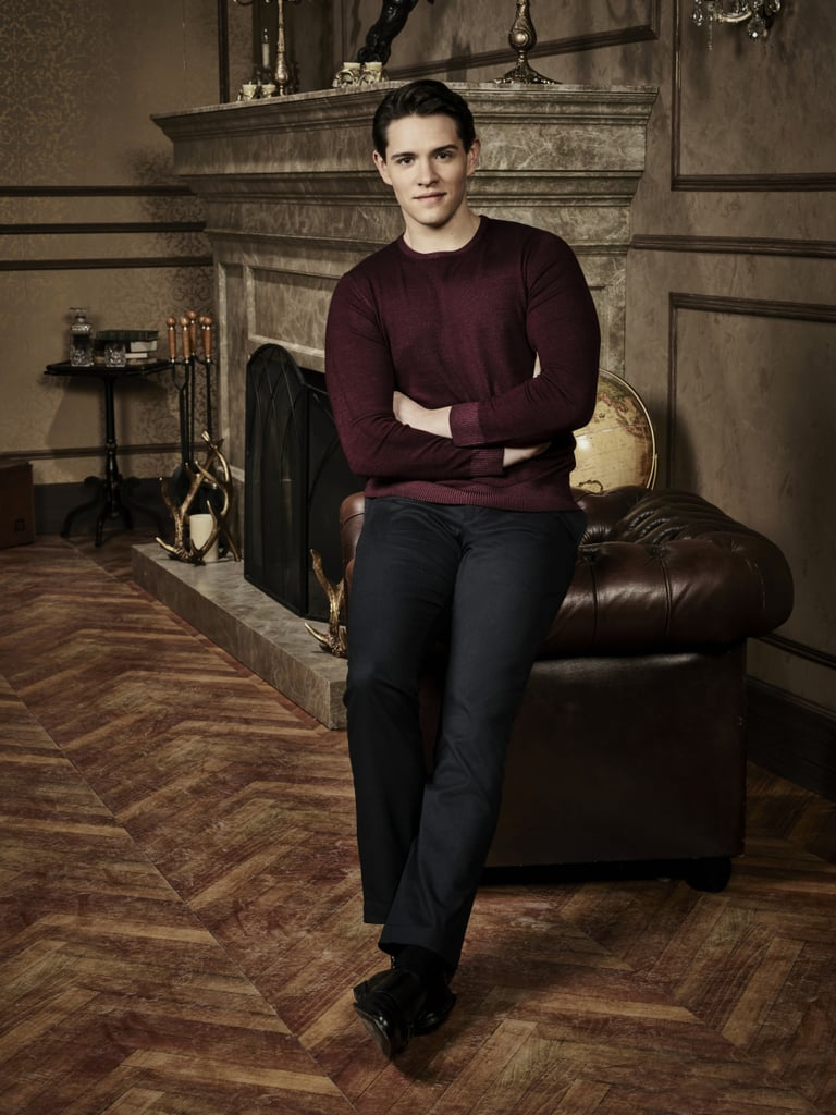 Riverdale is known for many things: crazy drama, twisted love stories, and above all else, delicious eye candy. While KJ Apa and Cole Sprouse are the show's most notorious heartthrobs, there is one hottie who deserves more attention: Casey Cott. The actor, who plays Kevin Keller, may not flaunt his abs on social media like the rest of his costars, but oh my, can he rock a fitted suit. And seriously, who can resist those light eyes and that dark hair? Swoon! Thankfully, he'll be getting even more screen time next season now that he's been upped to series regular.       Related:                                                                                                           Charles Melton Is About to Become Your New Favourite Riverdale Hottie