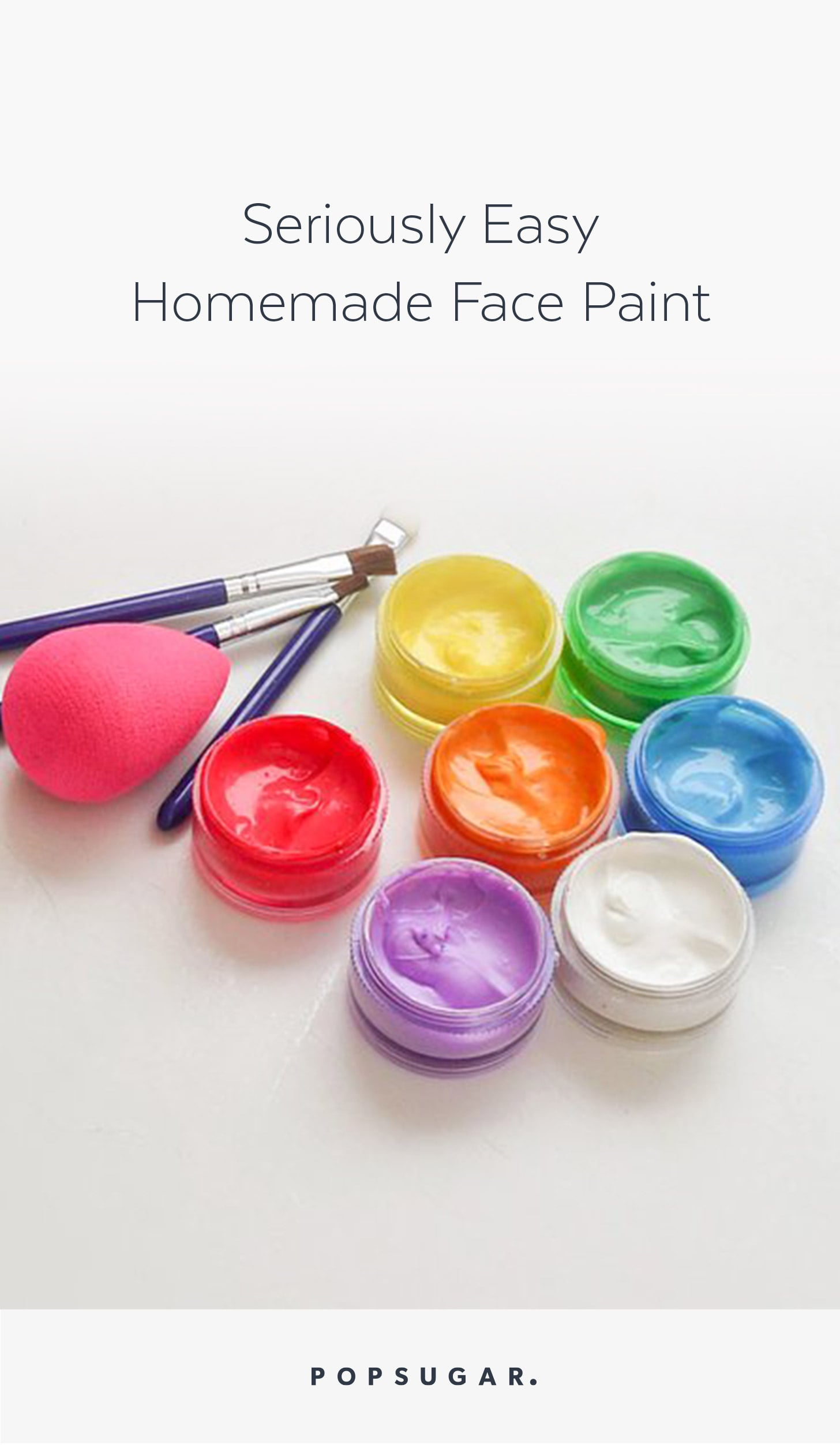 Homemade face paints popsugar smart living 31 last minute halloween costumes for women solutioingenieria Image collections