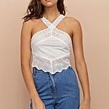 H&M Cotton Top