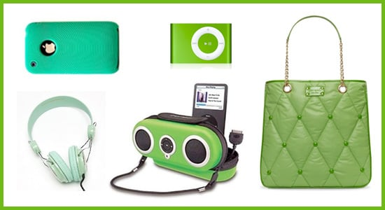 GeekSugar's Picks For Green Colored Gadgets