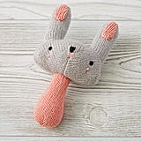 Love Handle Bunny Rattle