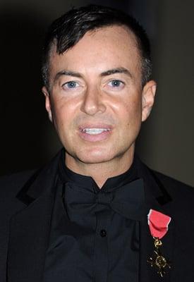 Julien Macdonald Doesn't Want Plus Size Models on Britain's Next Top Model