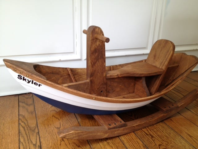 Skyler Berman's New Boat