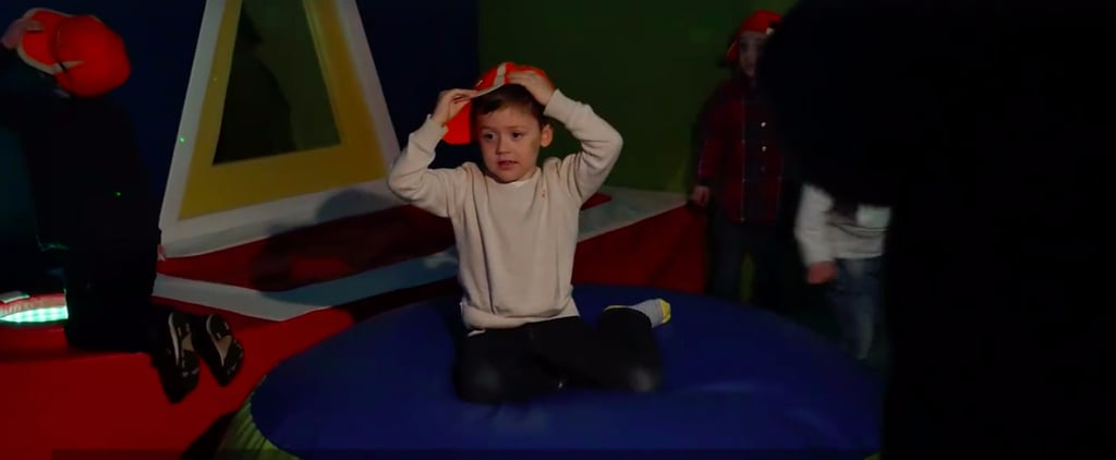 Shannon Airport Has First Sensory Room For Kids With Autism