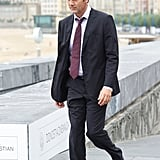 Clive Owen at his Intruders photocall.